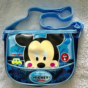 Disney Mickey Mouse Kids Shoulder Bag